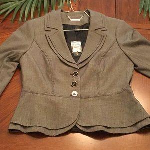 White House Black Market Jacket Blazer Size 6 NEW